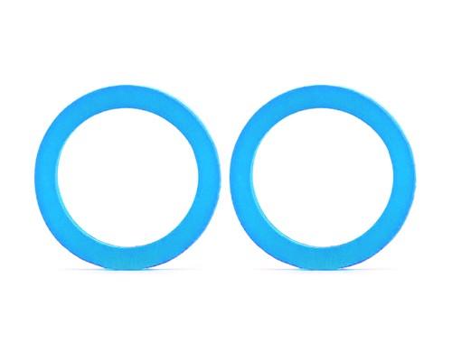 iRings Hart Hellblau - Ersatz Pads für alle iYoYos