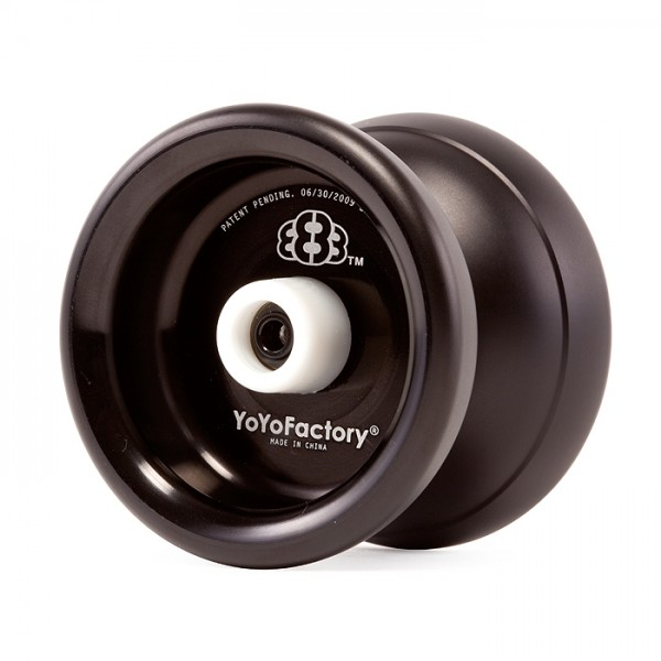 Yoyofactory - 888 schwarz