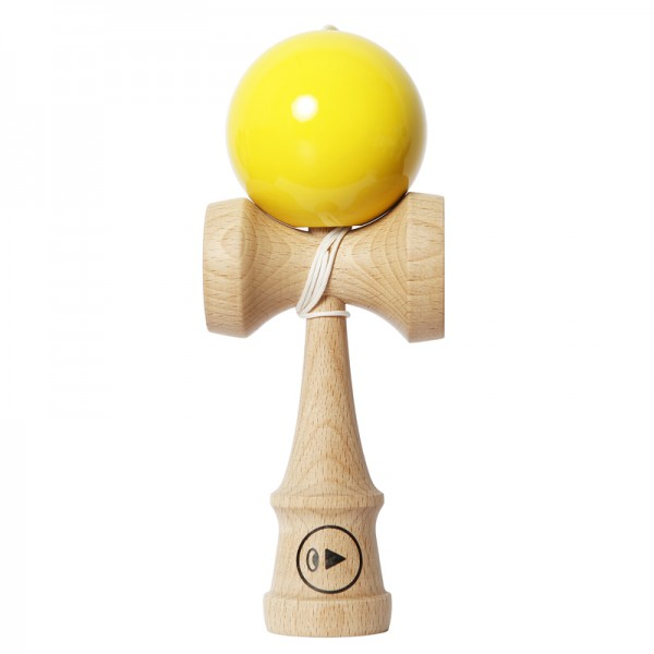 Original Kendama Play Pro 2K - gelb