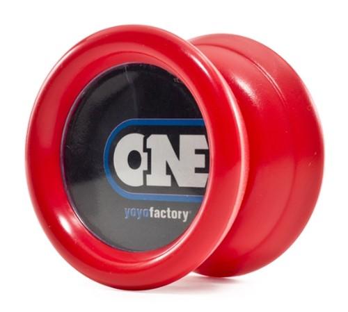 Yoyofactory One - rot