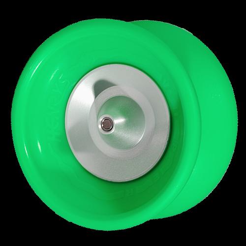 YoYo Viper mit Kugellager - grün