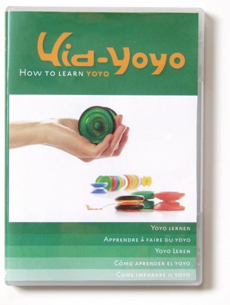 DVD Kid-Yoyo - How to learn Yoyo