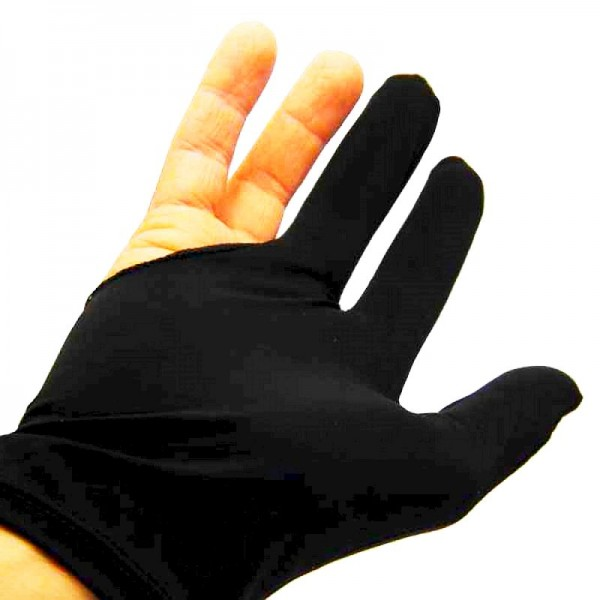 YoYo Handschuh für Profi Yoyospieler - schwarz