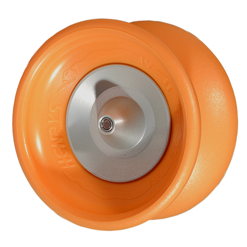 YoYo Viper mit Kugellager - orange