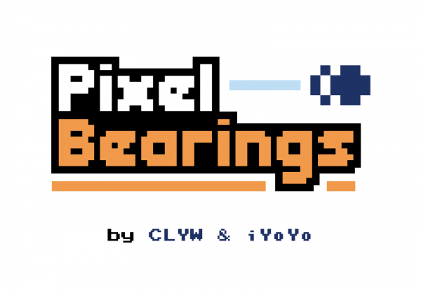 iYoYo x CLYW - Pixelbearing Kugellager