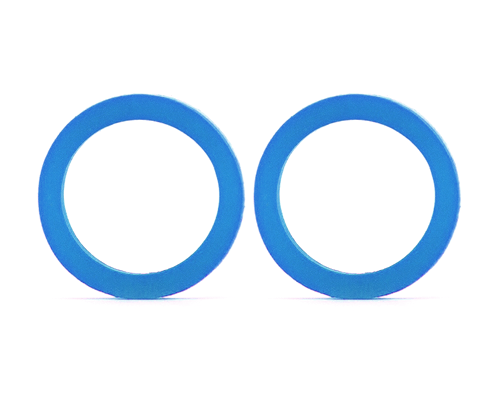 iRings Blau Medium - Ersatz Pads für alle iYoYos
